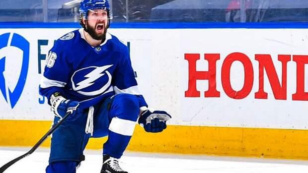 """Форвард """"Тампы"""" Кучеров точно сыграет в плей-офф НХЛ"""