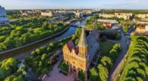 Десять регионов России особенно популярных у иностранцев