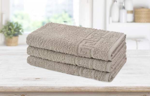 Потускневшим полотенцам можно вернуть первоначальный цвет / Фото: smile-tex.ru