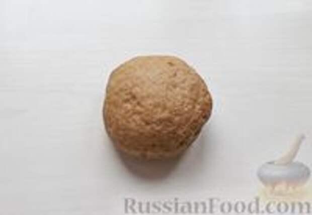 """Фото приготовления рецепта: Булочки """"Вкусняшки"""" - шаг №7"""