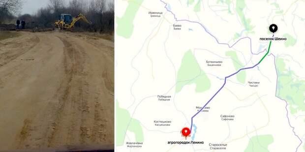 «Работают экскаваторы, дежурит ФСБ» - белорусские СМИ сообщают об уничтожении дорог на границе