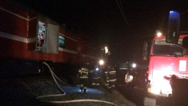 Женщина погибла при пожаре в Алтайском крае