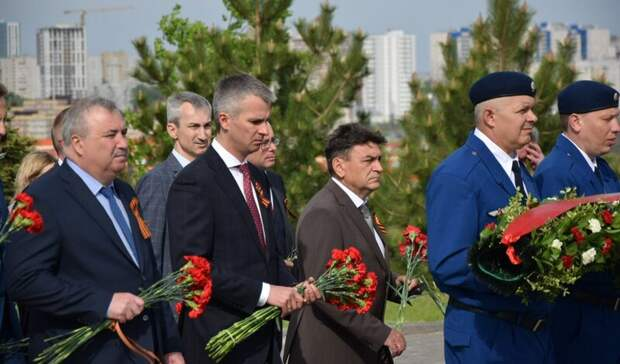 Волгоградские нефтяники отдали дань памяти ветеранам Великой Отечественной войны