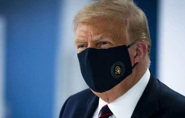 Перепутал все, что только можно: Трамп назвал испанский грипп причиной окончания Второй мировой войны