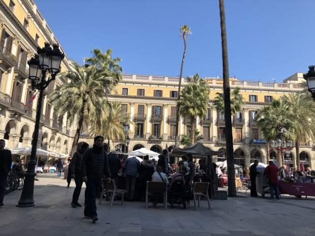 Барселона. Испания. Часть 18