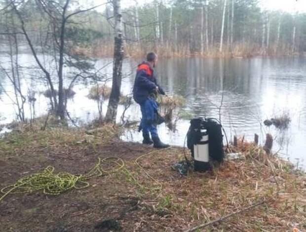 Пропавшего нижегородского егеря искали на Нуксенском озере