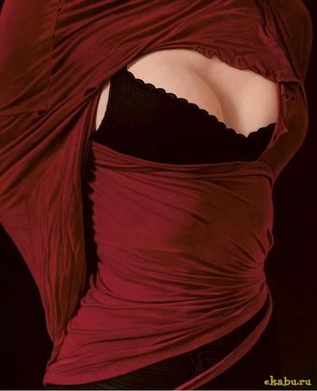 Женское тело в картинах Вилли Киссмера