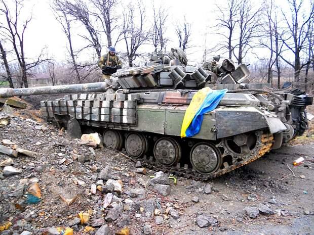 Sohu: военный удар по России приведет к поражению Украины за 2 часа