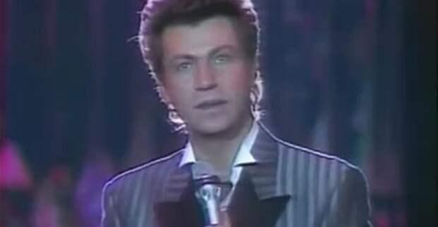 Песня 1989 года: Ярослав Евдокимов — Фантазёр