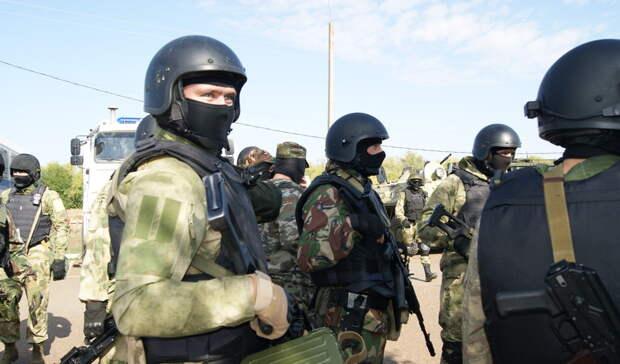 ВОренбурге разгромили подпольный цех порозливу контрафактного алкоголя