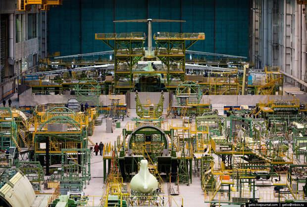 Это начало новой вехи: немцы оценили запуск конвейера по сборке российских Ил-76