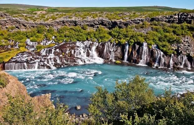 waterfalls18 Красоты водопадов Исландии в фотографиях