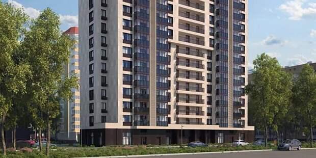 Жилой дом на 144 квартиры по реновации на Анненской сдадут в следующем году