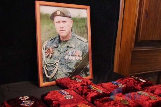 МВД Украины признало убийство командира НМ ЛНР Олега Анащенко