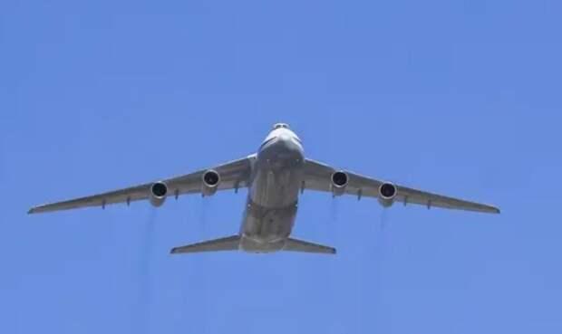 Ответка за Украину. Россия отправила на помощь Кубе два «Руслана»