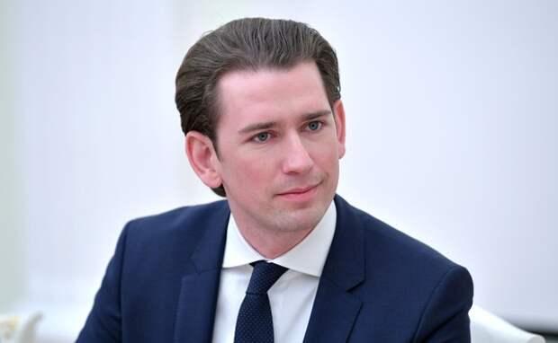 Курц объяснил, почему Австрия заинтересована в поставках российского газа