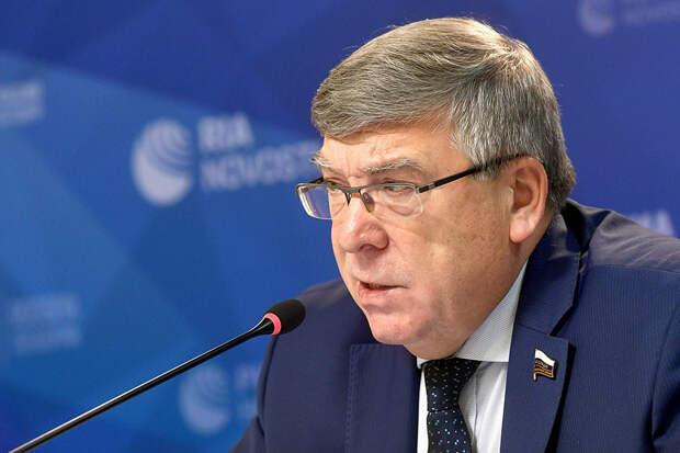 Валерий Рязанский. Фото: Владимир Трефилов/ РИА Новости