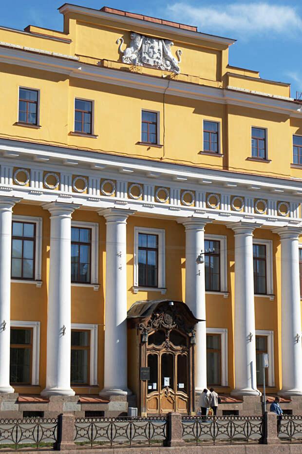 Юсуповский дворец в Петербурге: место, где убили Распутина (ФОТО)