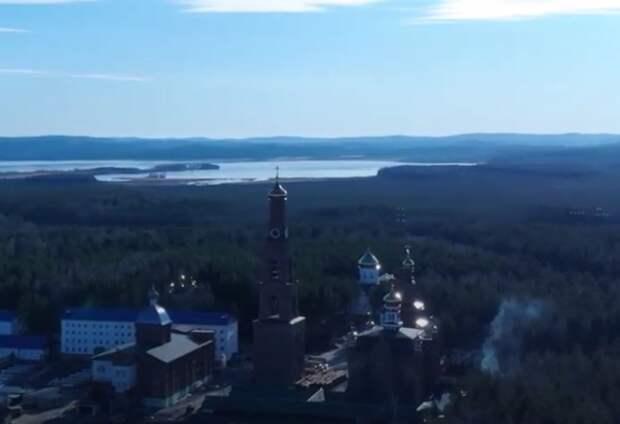 МВД и СК подтвердили следственные действия в монастыре на Урале - искали убийцу