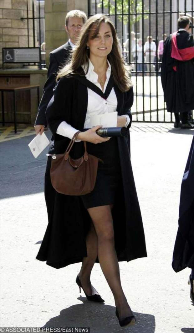 Посмотрите, как изменился гардероб Кейт Миддлтон с тех пор, как она стала членом королевской семьи
