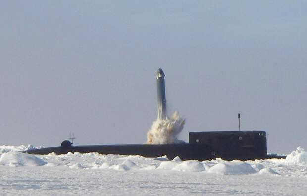"""Запуск ракеты """"Синева"""". Источник изображения: https://vk.com/denis_siniy"""