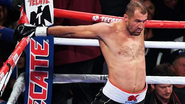 Российский боксер Ковалев получил условный срок по делу об избиении модели в США