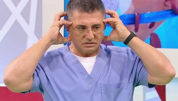 Доктор Мясников: от коронавируса поможет обрезание