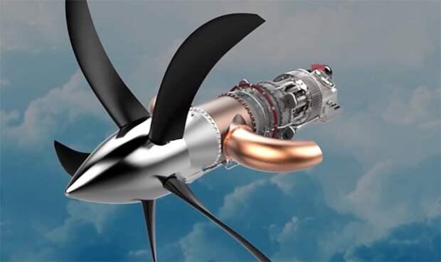 General Electric испытывает авиадвигатель, на 35 % состоящий из напечатаных деталей