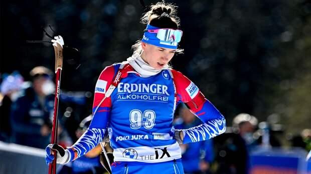 Сборная России заняла 11-е место в женской эстафете на ЧМ. Победила Норвегия, у Украины — бронза