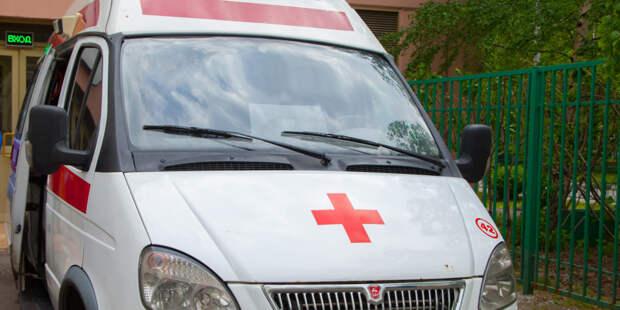В ДТП с экскурсионным автобусом в Ленинградской области пострадали 10 человек