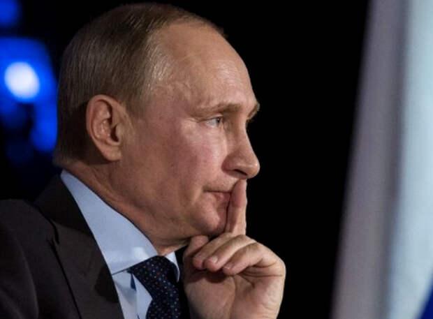 """""""Удар поЗападу"""". Китайцы оценили речь Путина нафоруме вДавосе"""