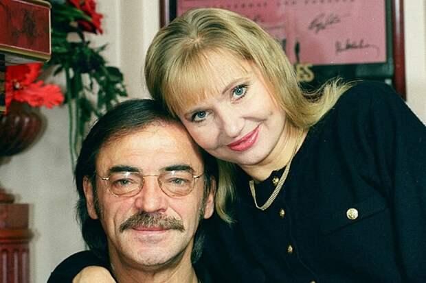 Михаил Боярский и Лариса Луппиан брак, знаменитости, подборка, уважение