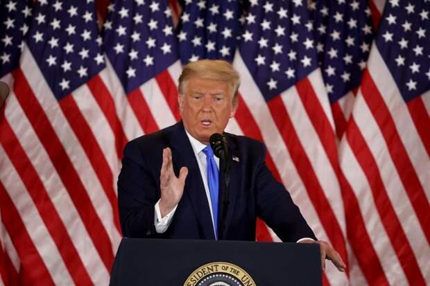 Трамп выиграл судебный иск в Пенсильвании