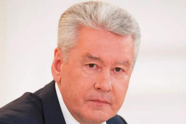 Собянин сообщил, что в школах не будет линеек на 1 сентября