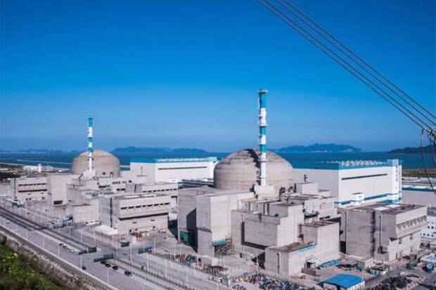 """На китайской АЭС """"Тайшань"""" происходит что-то непонятное"""