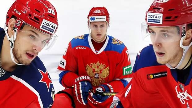 Троица русских хоккеистов может уехать вЕвропу. Швейцария для Шалунова икомпании— идеальная остановка перед НХЛ