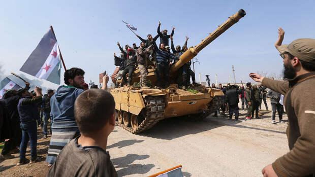 Центр по примирению: террористы в Сирии хотят инсценировать химатаку