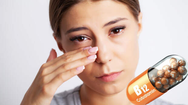 Дефицит витамина В12: признаки можно обнаружить на лице, говорят эксперты