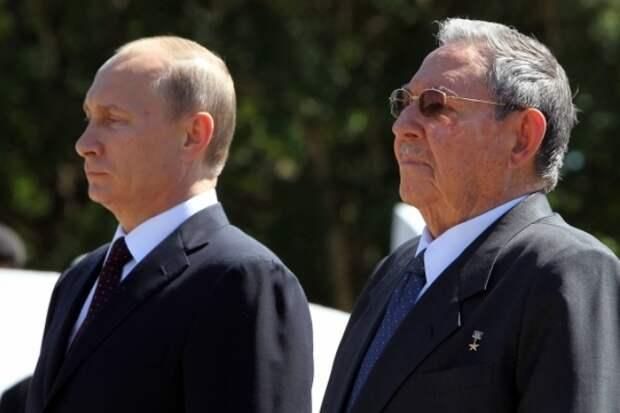 В гостях у Кастро
