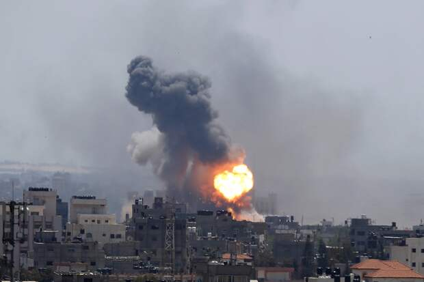 Беспилотник ХАМАС атаковал израильский химический завод