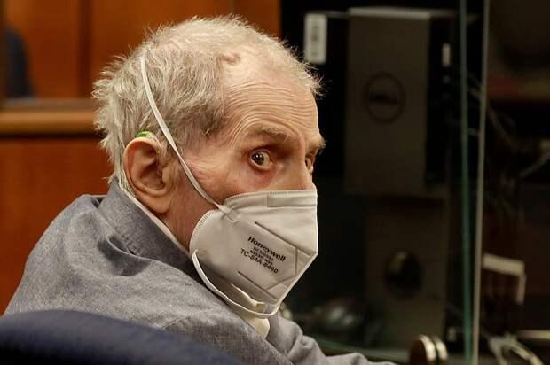 Американского мультимиллионера Дерста признали виновным в убийстве 21-летней давности