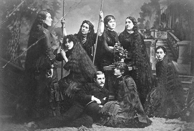 Трагическая история американских Рапунцель: как сложилась судьба сестер Сазерленд
