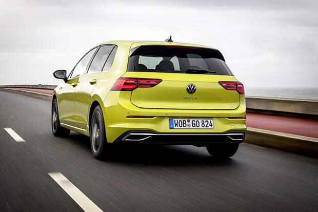 Новый Volkswagen Golf: стоит ли он своих денег