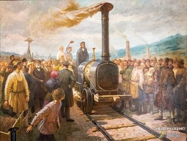 Запрещённое изобретение русских инженеров