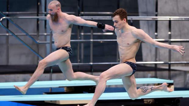 Кузнецов выиграл ЧЕ в прыжках в воду с трёхметрового трамплина