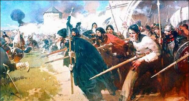 Соловецкий бунт
