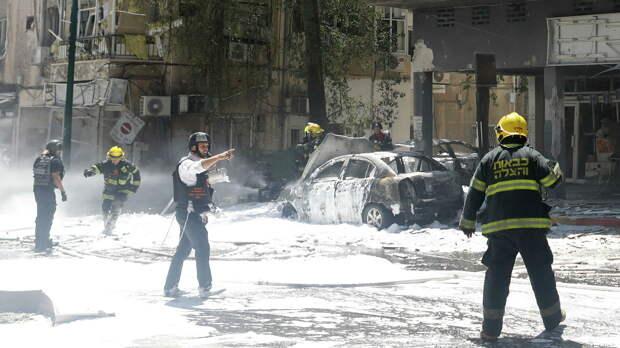 Израиль назвал число погибших с начала обострения конфликта с Палестиной