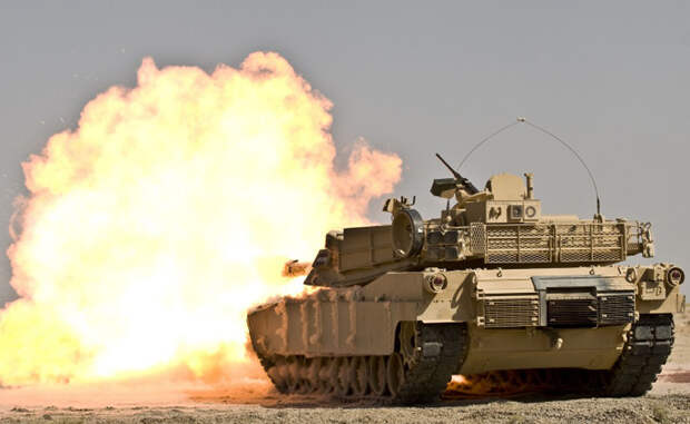 10 самых опасных вооружений армии США