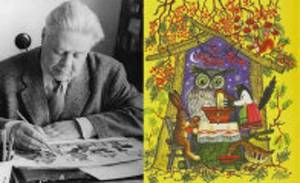 Современное искусство: Какую «антисоветскую» тайну хранил всю жизнь любимый иллюстратор-сказочник СССР: Юрий Васнецов