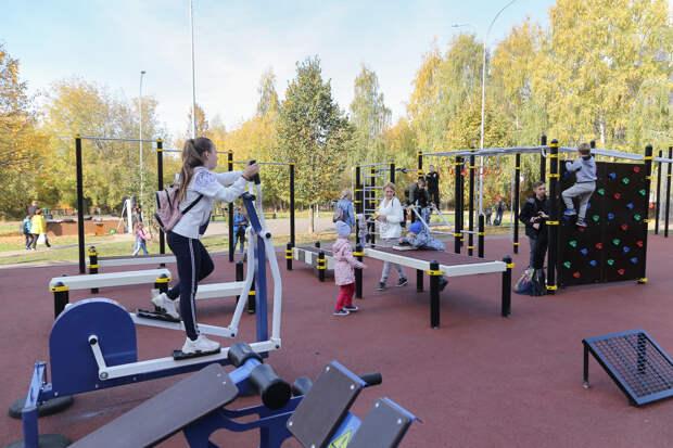 Спортивное поведение: здоровый образ жизни приходит в нижегородские дворы